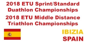 ETU Sprint/Standard Duathlon & Middle Distance Triathlon Championships